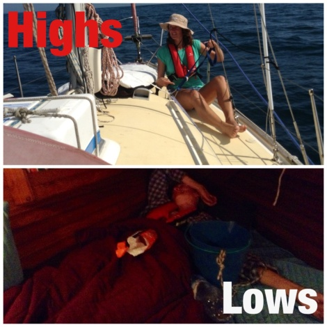The Highs and Lows Of Sailing