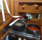 Wave proof cooking