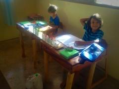 New first grade desks