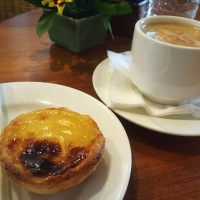 ...where you can find a great pastel de nata